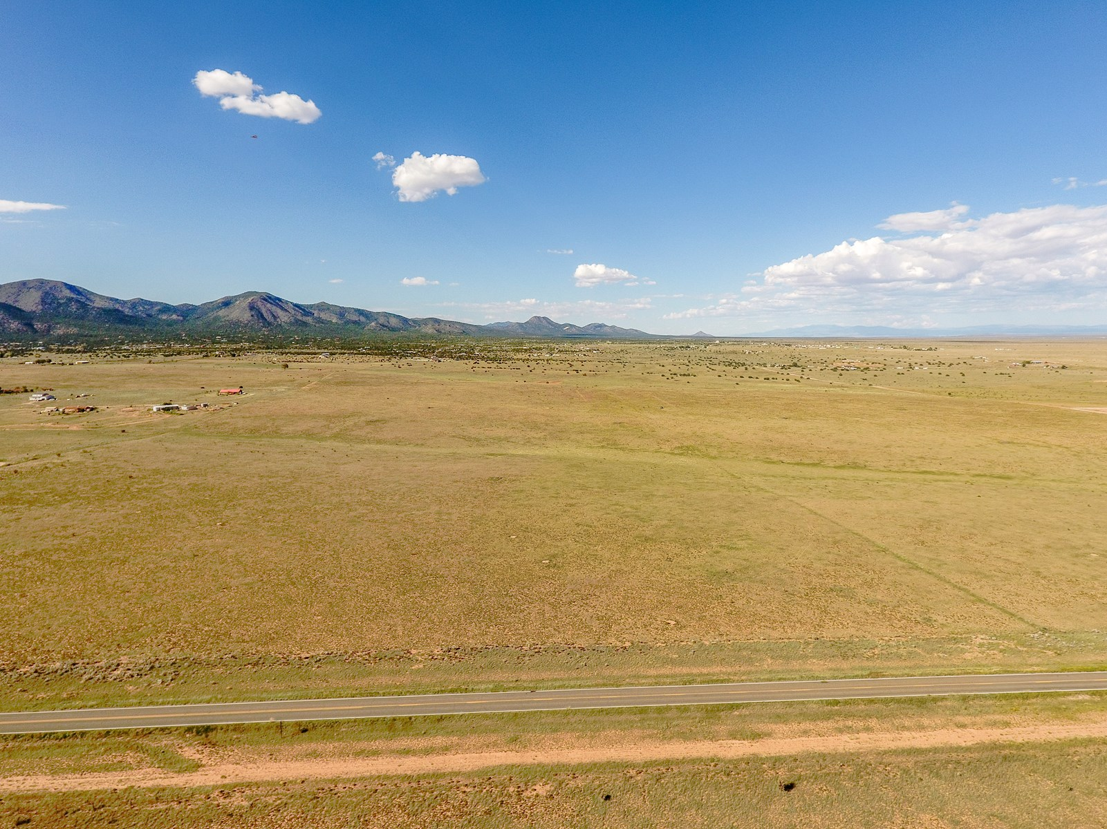 Edgewood Santa Fe County NM 160 Ac For Sale Paved Frontage