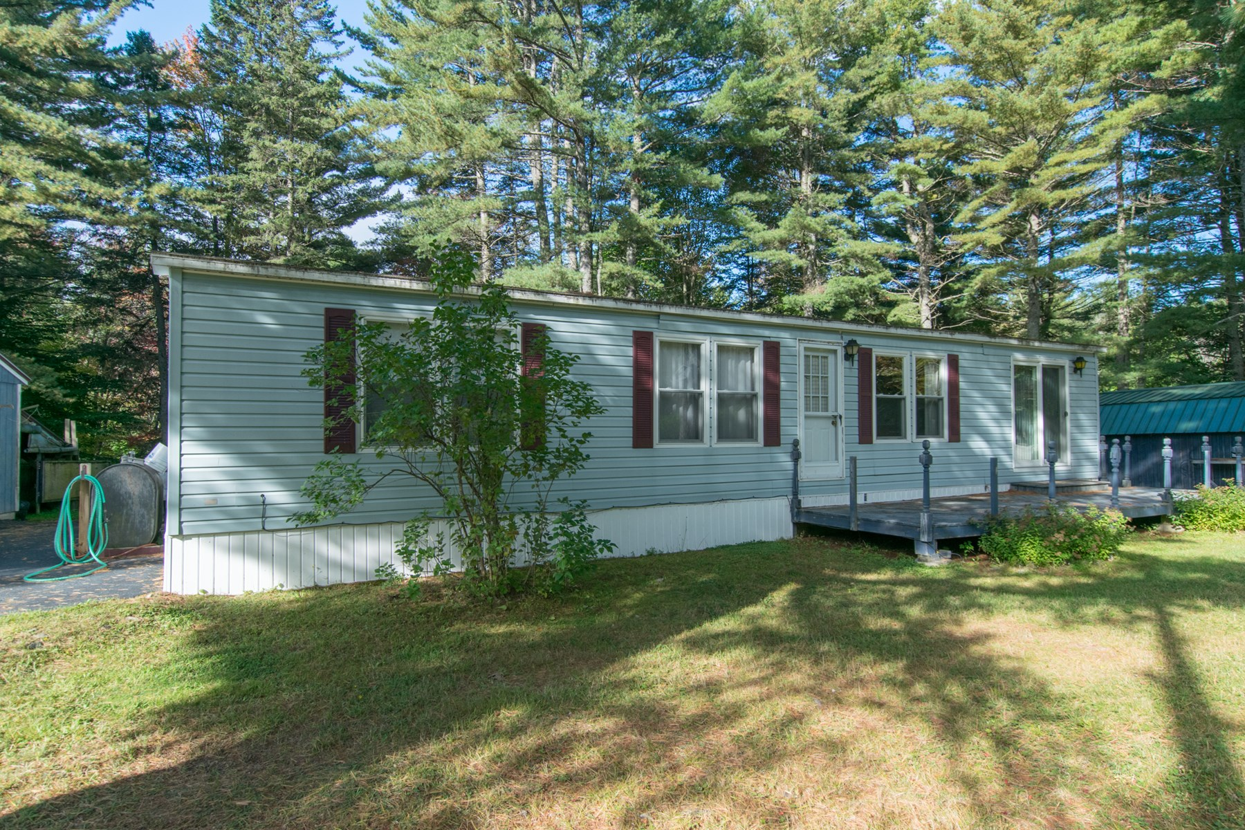 Double Wide Home For Sale in Medway, Maine