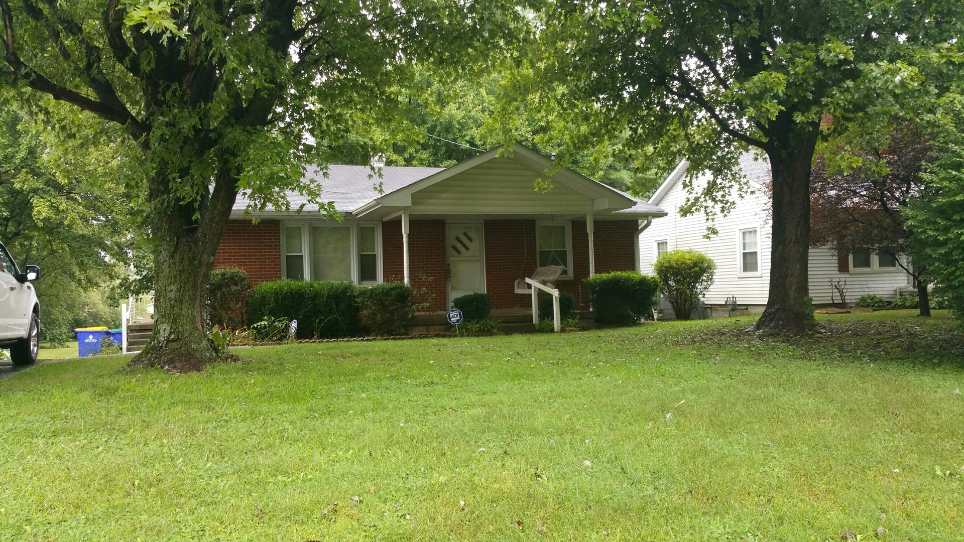 Cute 2 bedroom home for sale in Franklin, Ky.