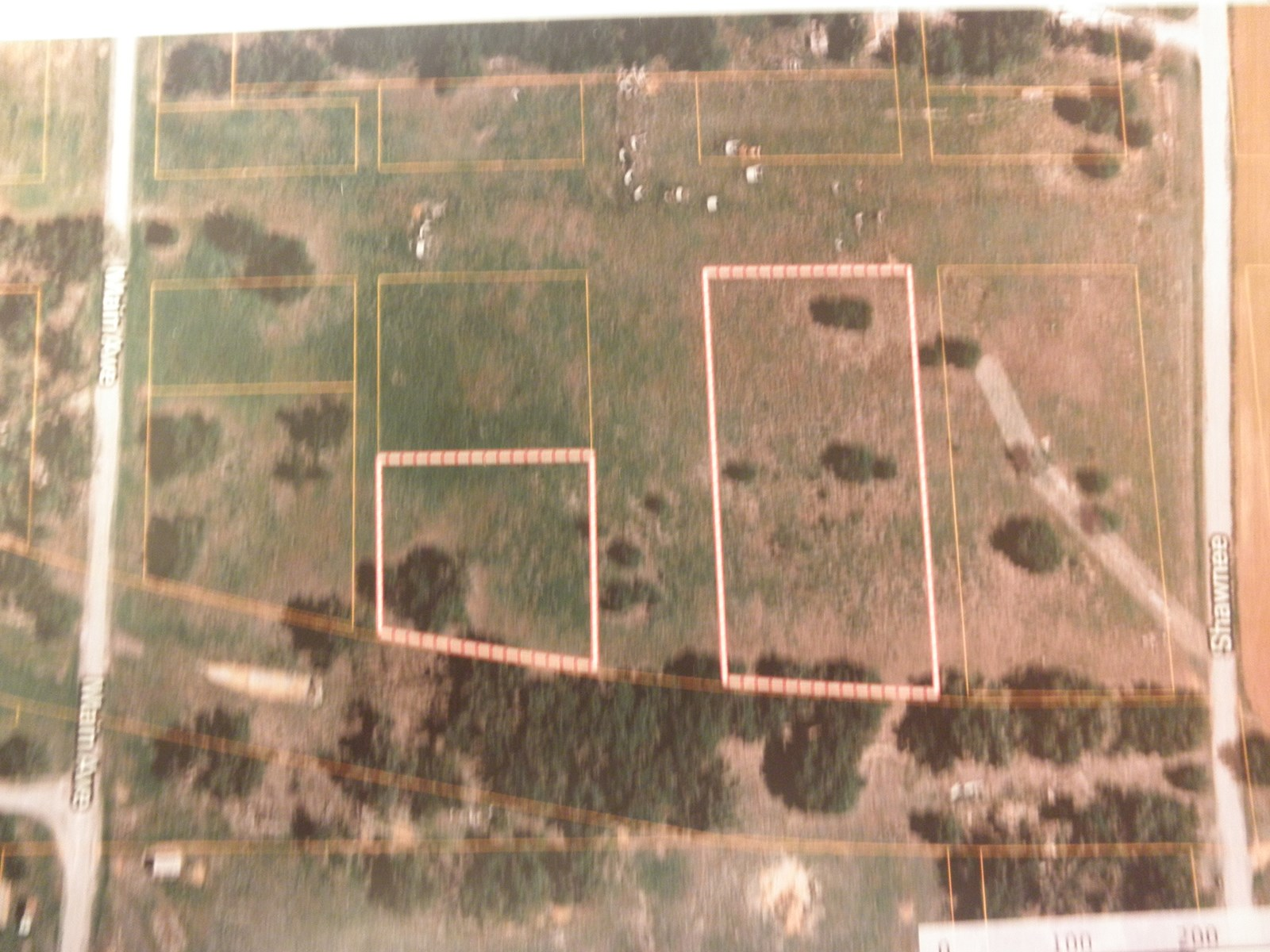 PRIME PROPERTY LOCATION ON WEST OKLAHOMA/TEXAS STATE LINES