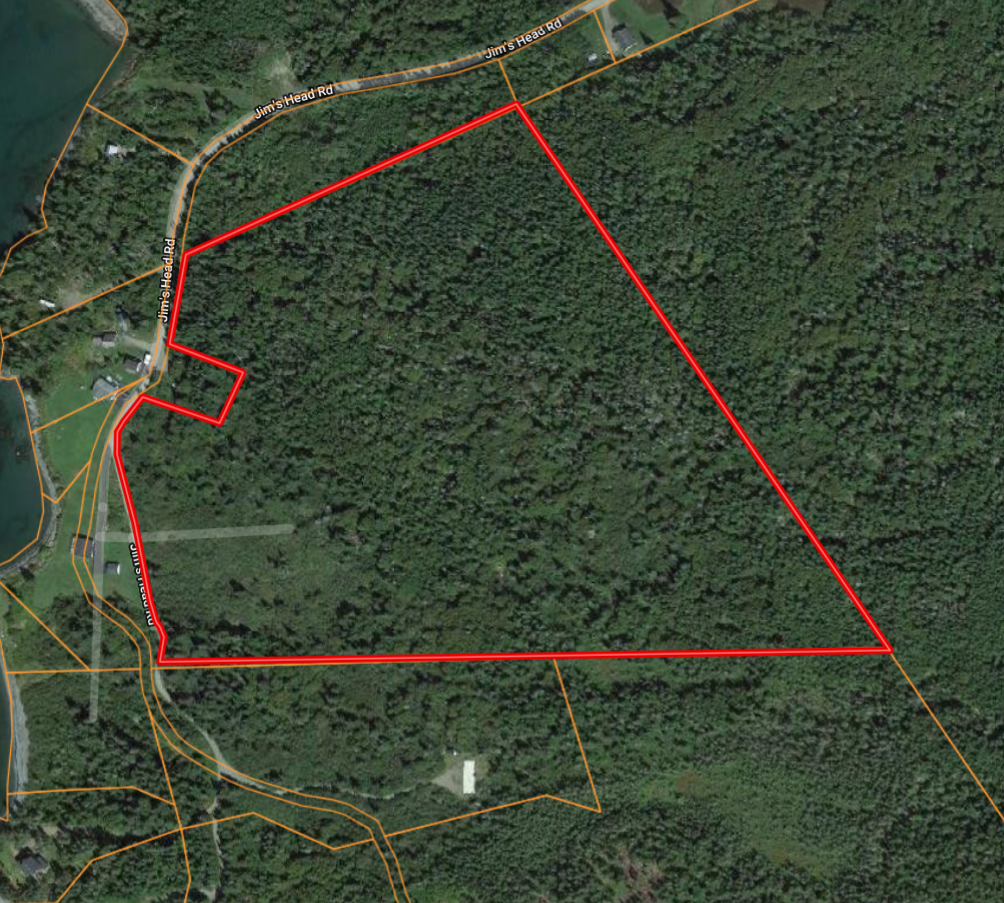 Maine Land For Sale in Lubec