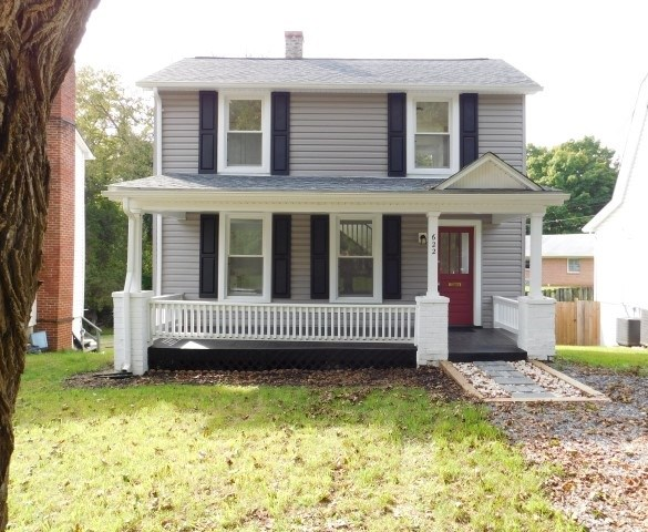 Charming Colonial Home in Charles Town, WV