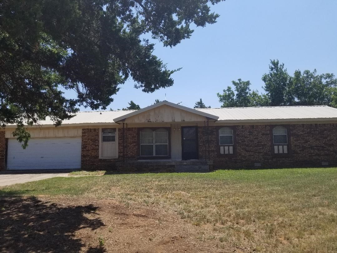 Home for Sale Caddo County Hinton Oklahoma 2 Acres