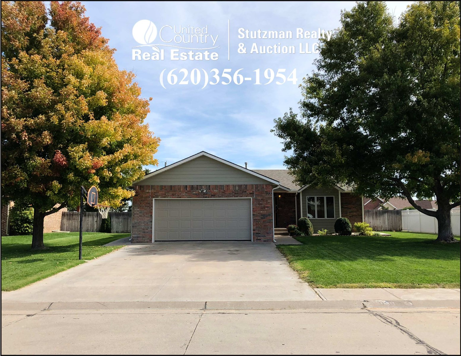 GORGEOUS BRICK HOME FOR SALE IN ULYSSES, KS