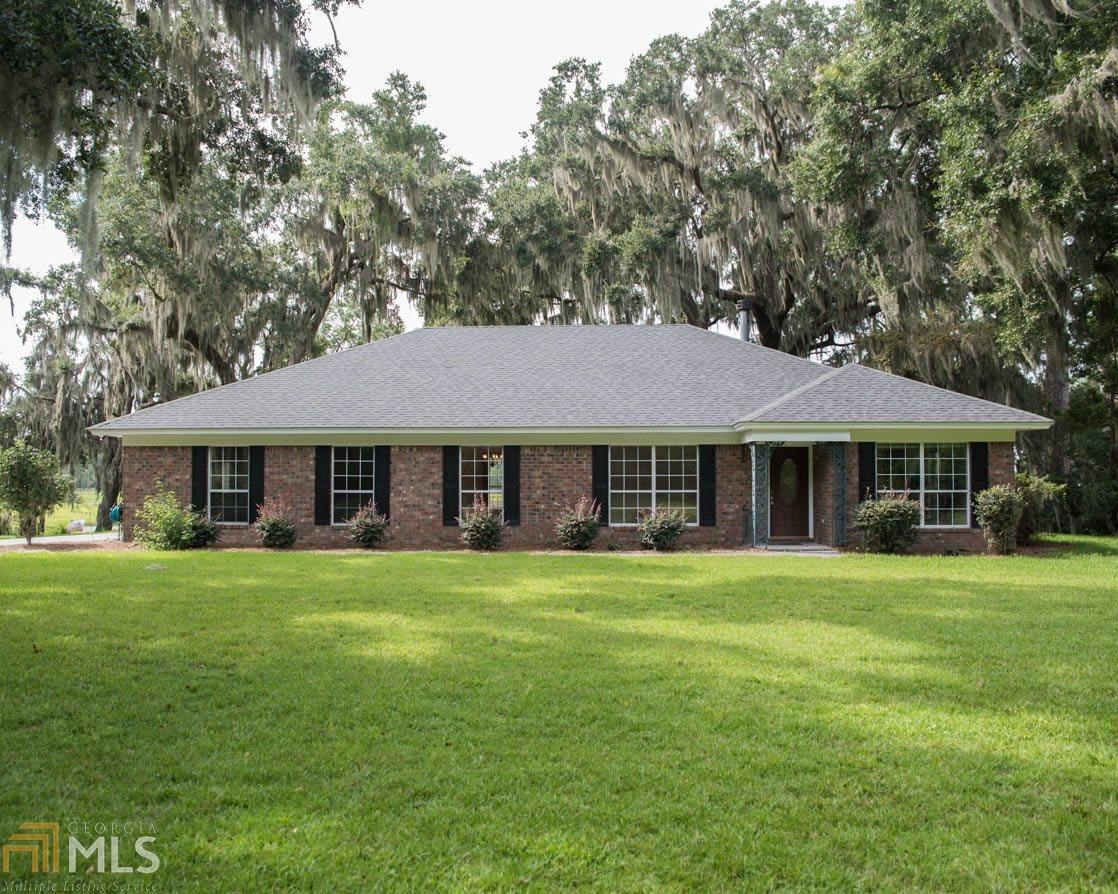 3BR, 3BA Waterfront Home In Coffee Bluff Savannah, GA