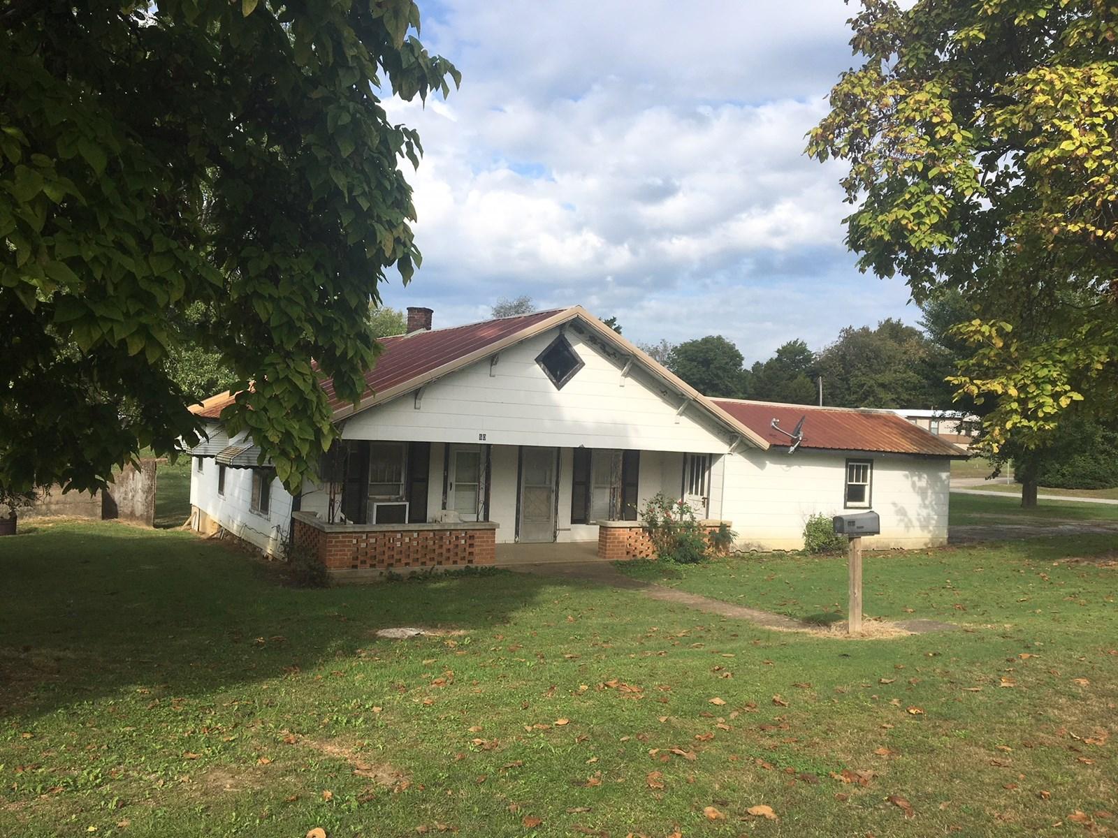 Home for Sale in Maynard Arkansas