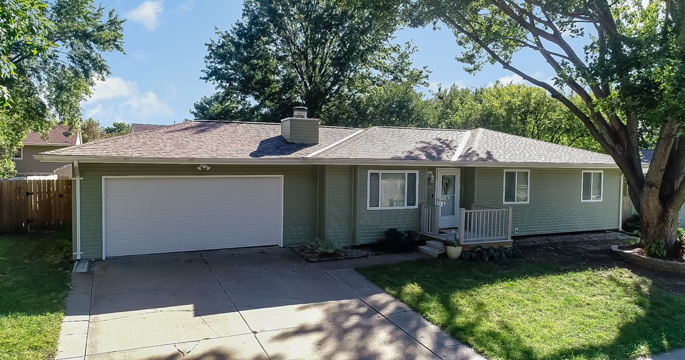 Ranch Style home in South Lincoln, NE