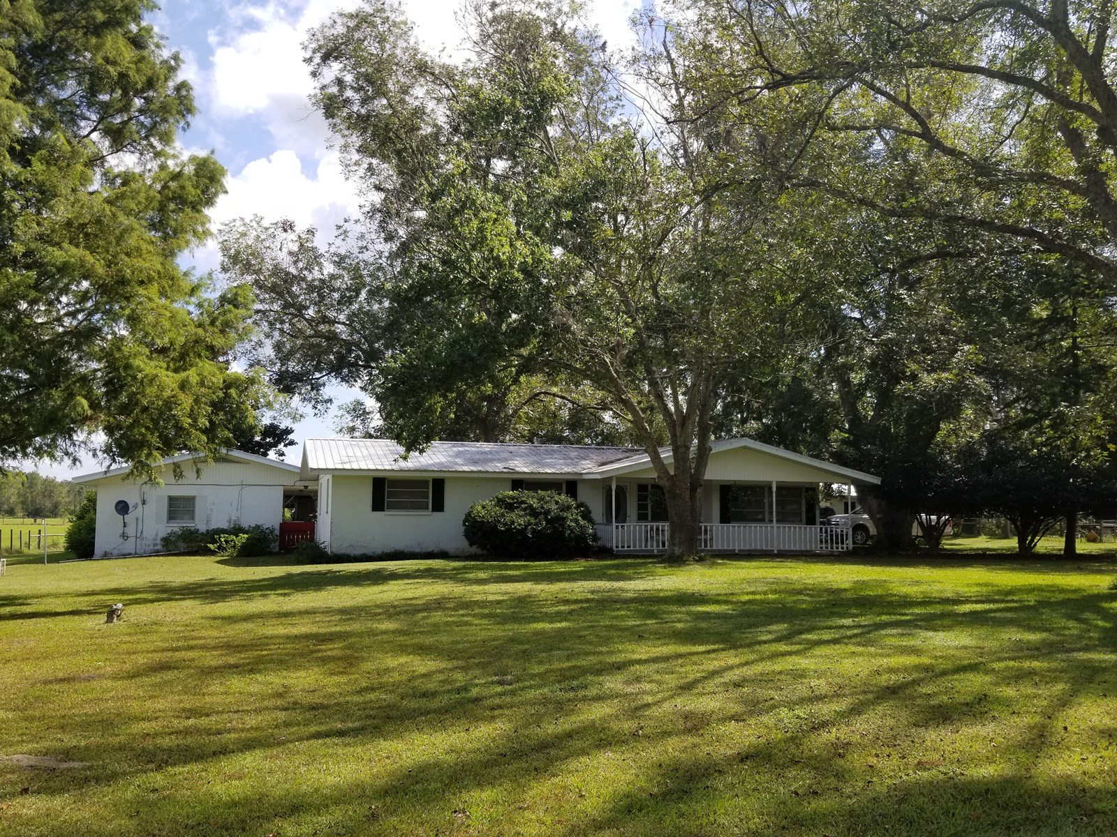 Florida Farm Land For Sale High Springs Fl Guest House Barn