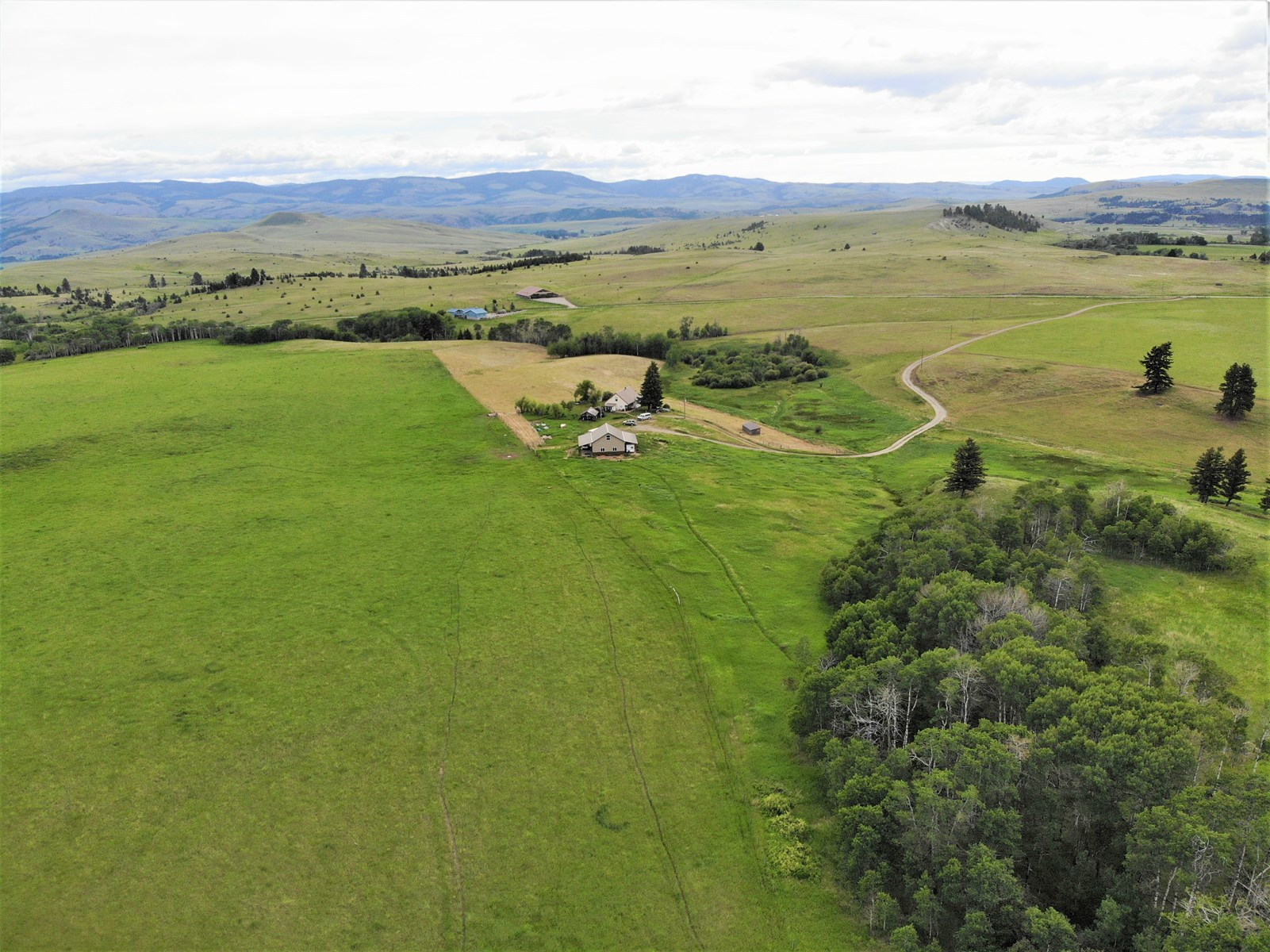 WESTERN MONTANA RANCH FOR SALE