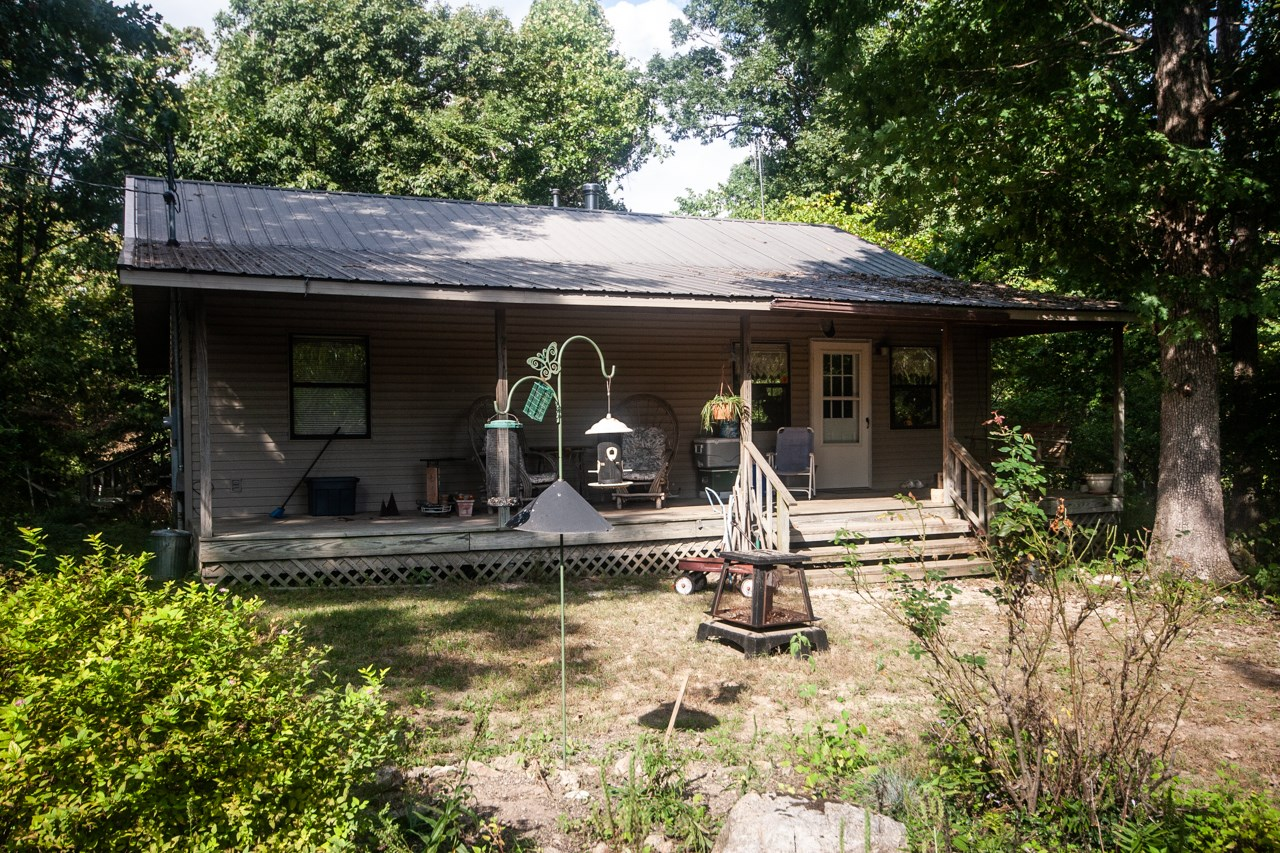 Recreational property on 40 acres for sale in Lawrence Co AR