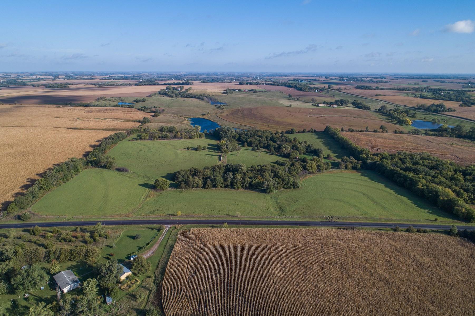 Lancaster County Pasture Land