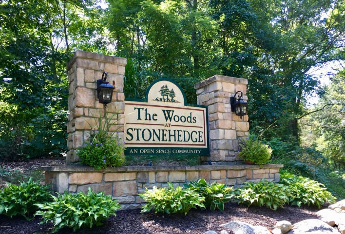 Buildable Lot at The Woods at Stonehedge - Gull Lake View
