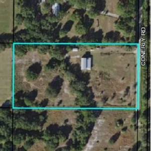 Five (5) acres agriculture land for sale Hardee County