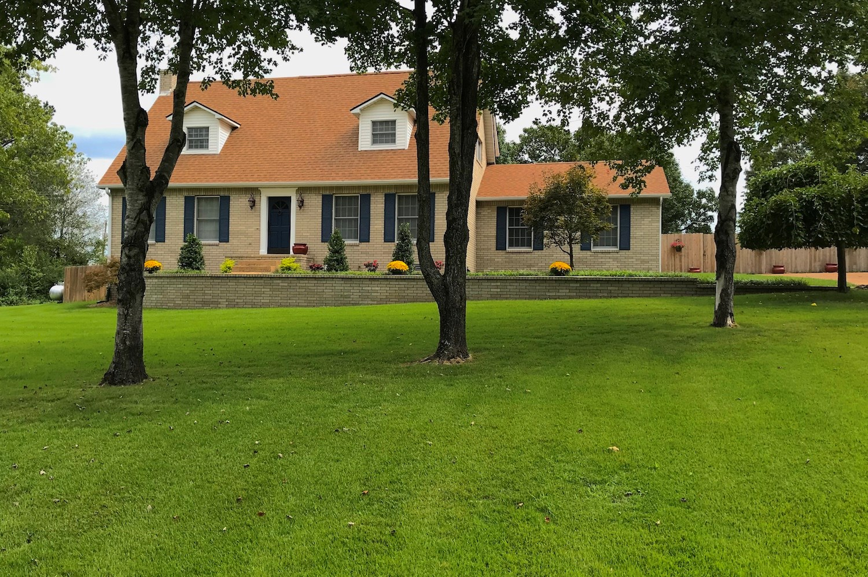 Ozark Luxury Custom Brick Home for Sale in Salem, AR