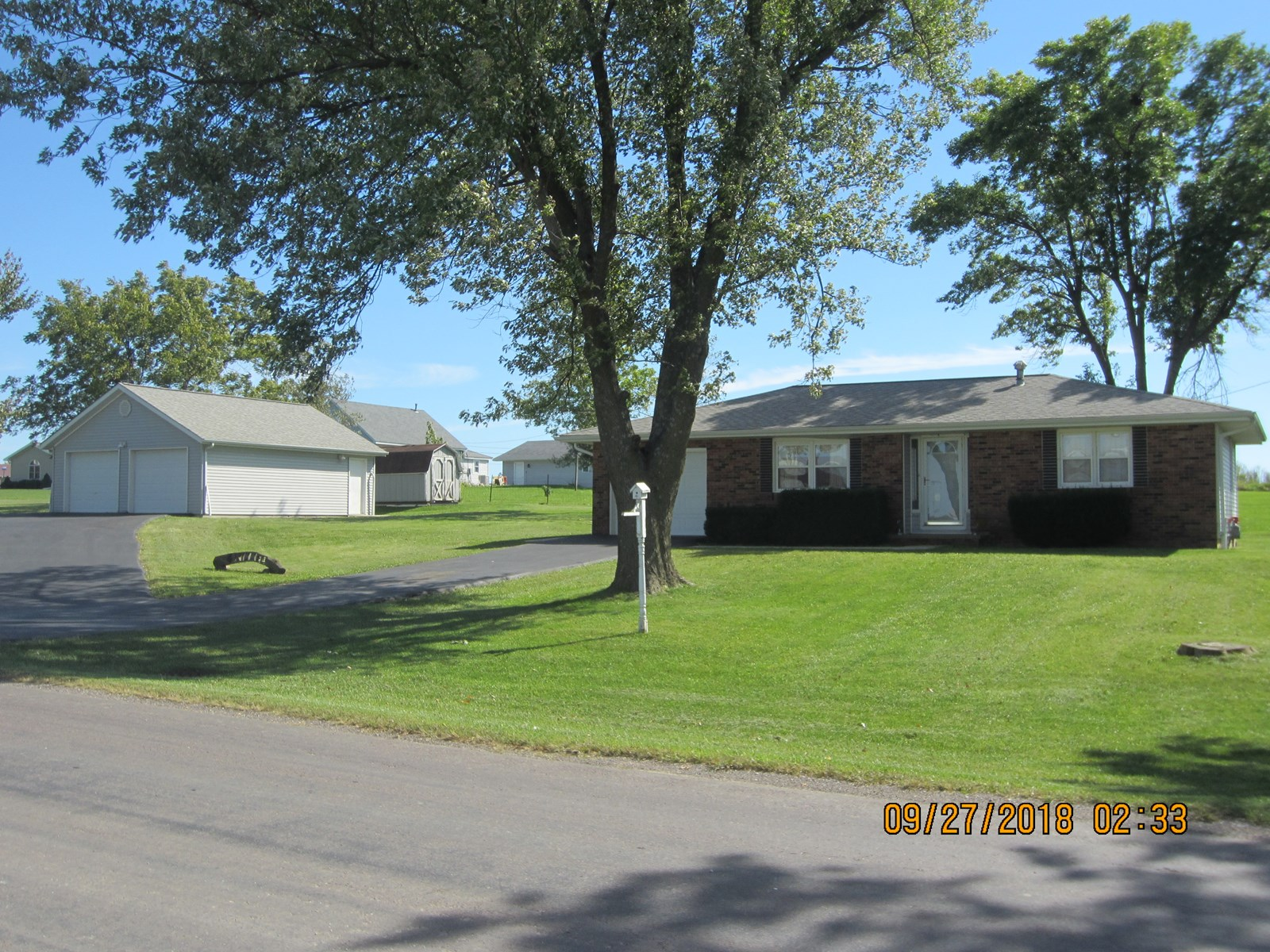 House in town for sale in Unionville, Missouri