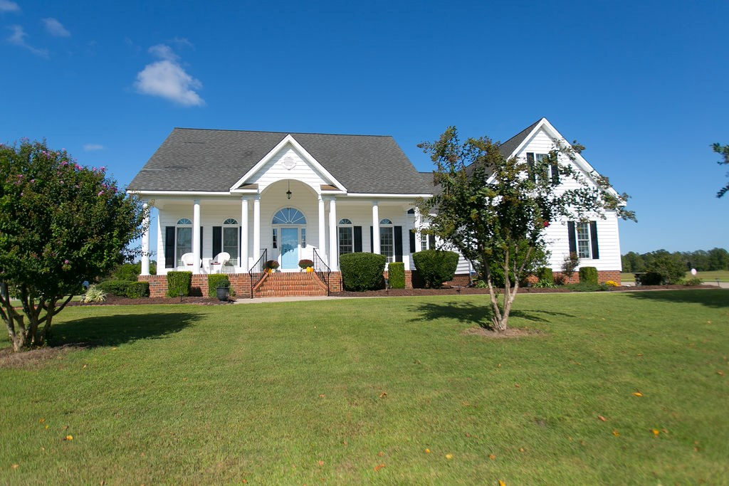 Lakefront Home in Edenton NC