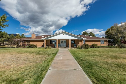 Southern Santa Fe County NM Cattle Ranch For Sale