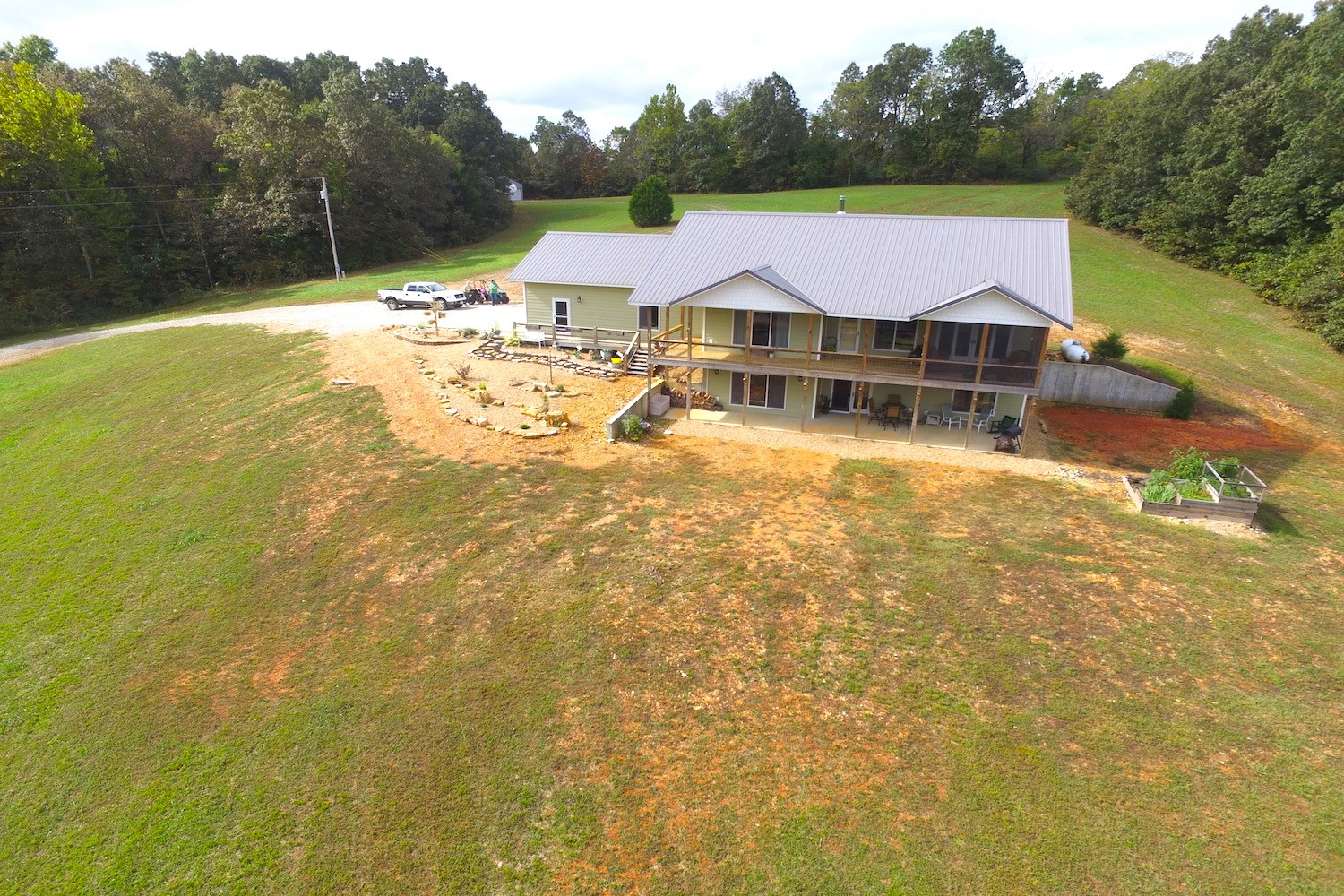 Country Home for Sale in The Ozarks