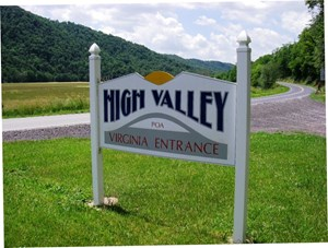 JOIN THE MOUNTAIN COMMUNITY OF HIGH VALLEY IN HIGHLAND CO.VA