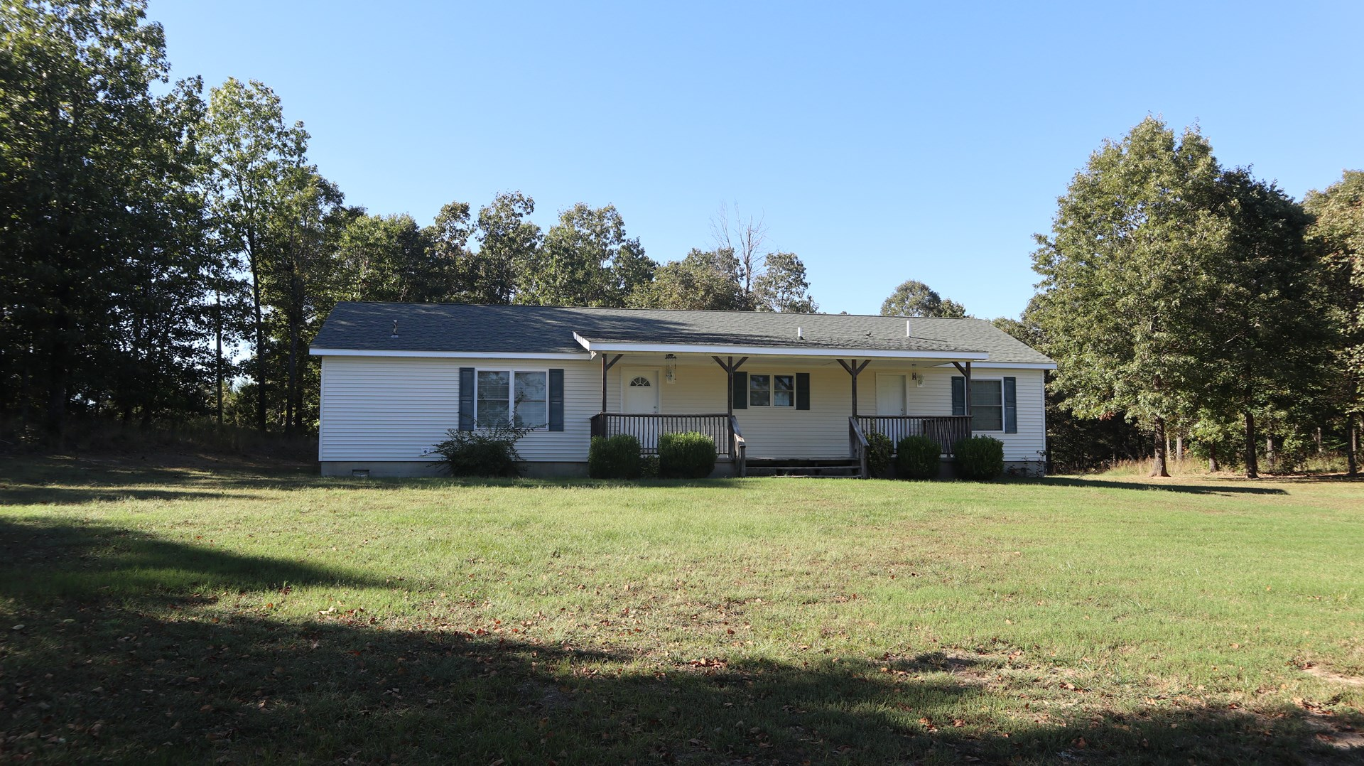 Country Home & Shop with Acreage and Creek Frontage for sale