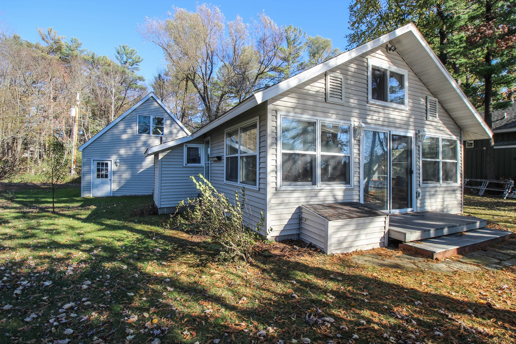 Lake Home for Sale on Waupaca Chain O' Lakes - Taylor Lake