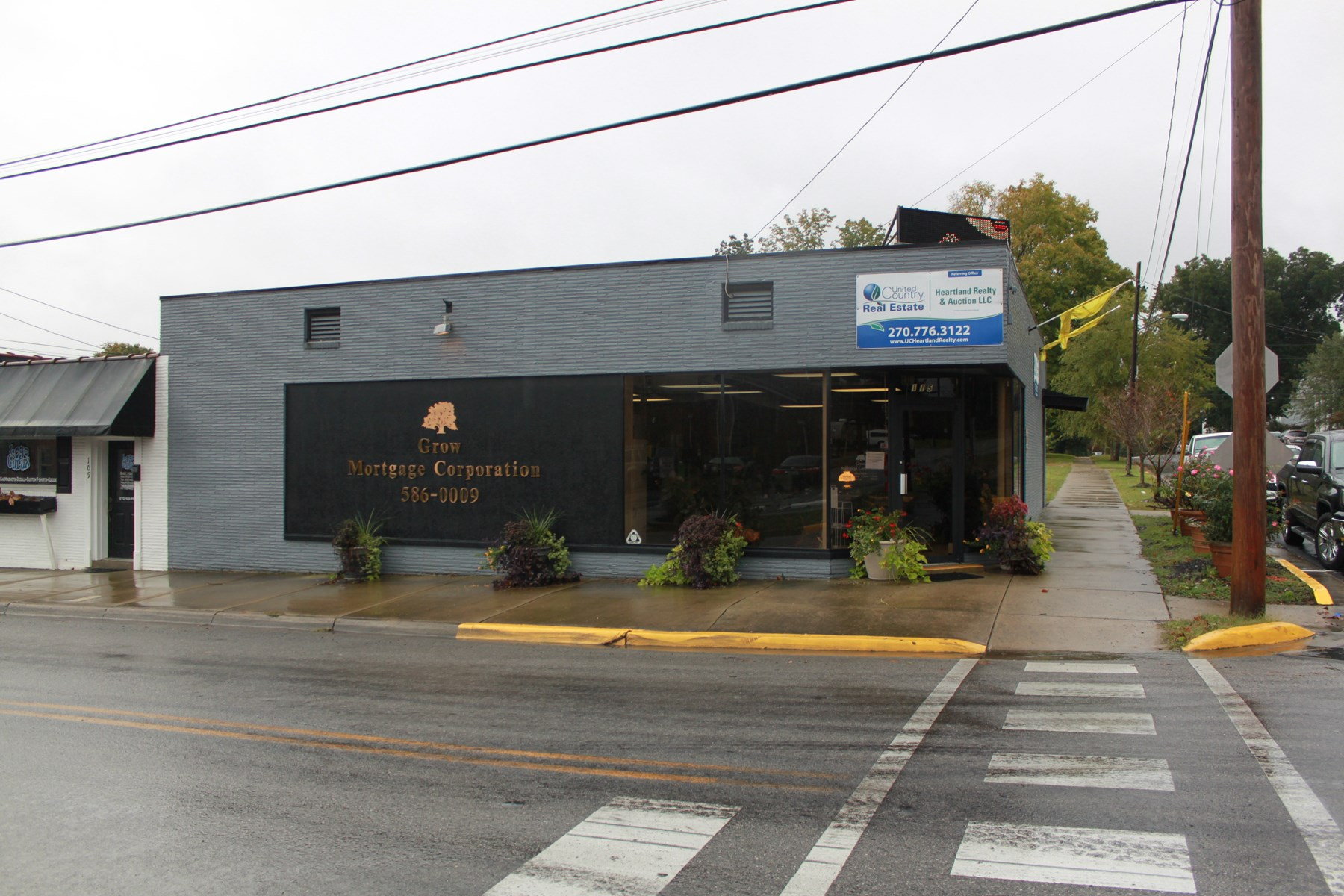 Downtown Commercial Building   Lot For Sale