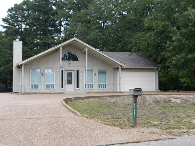 HOLLY LAKE RANCH GATED COMMUNITY IN TEXAS - HOME FOR SALE
