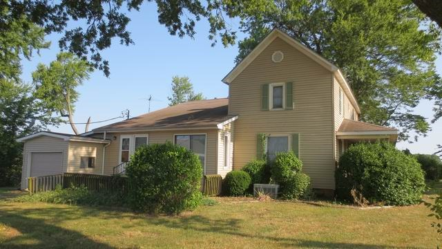 Home, Outbuildings, Improvements All On 7 Acres
