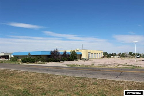 Commercial Warehouse For Sale in Wheatland, WY