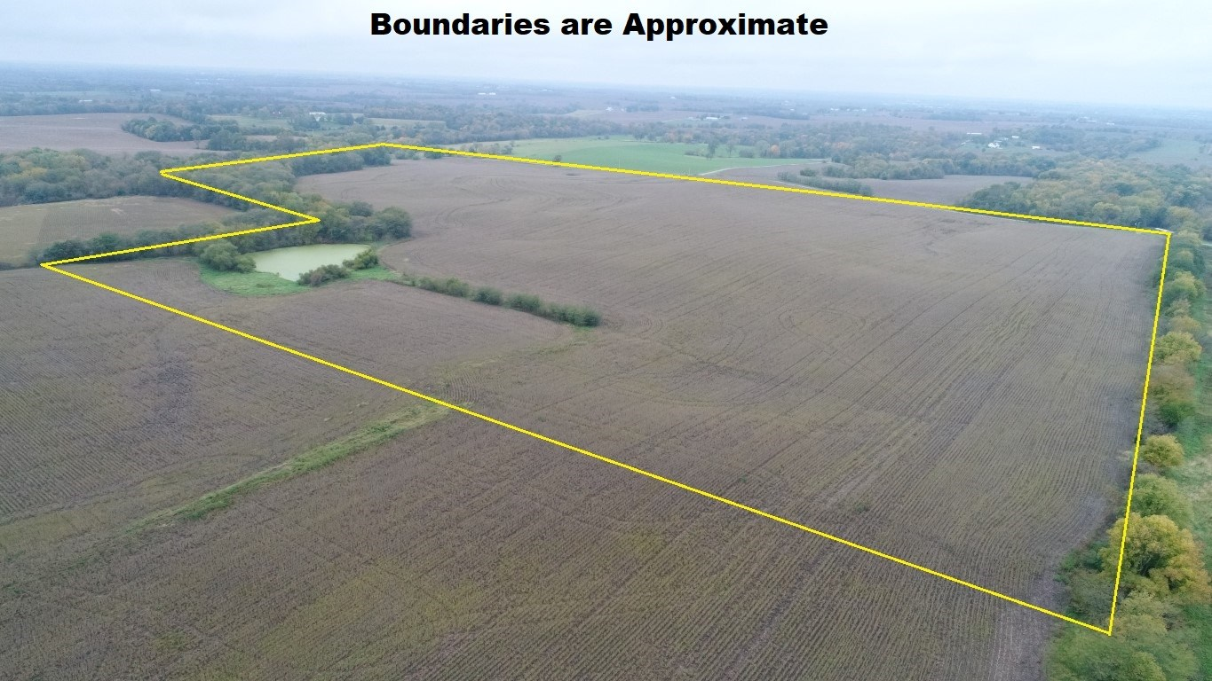 95+/- Acres, Andrew Co, Mo, Row crop, Build site, Hunting