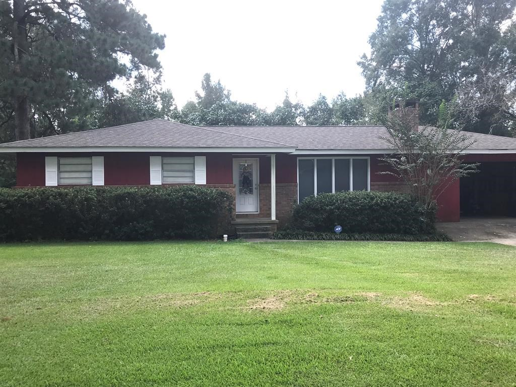 3 Bed, 2 Bath Home for Sale Quiet Neighborhood, McComb, MS