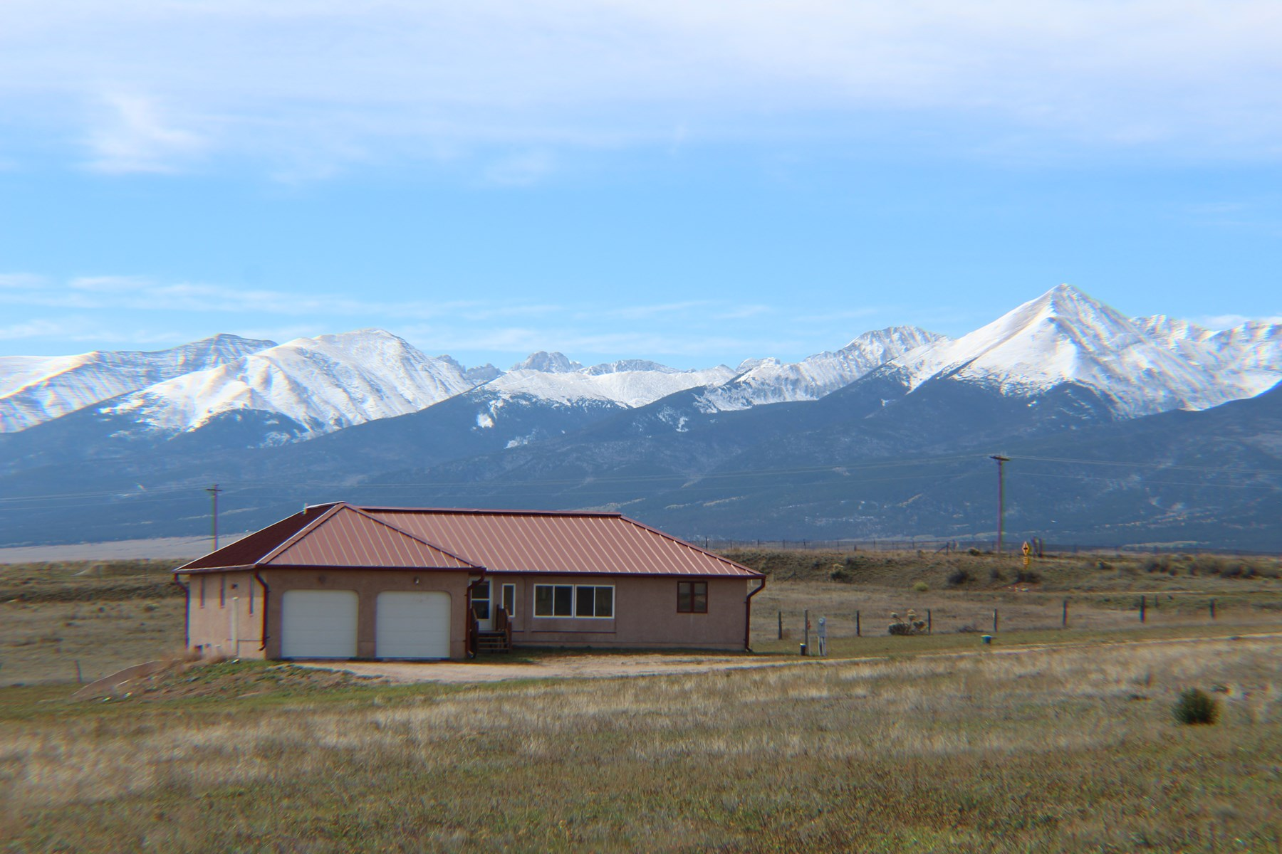 Home in Westcliffe, Custer County