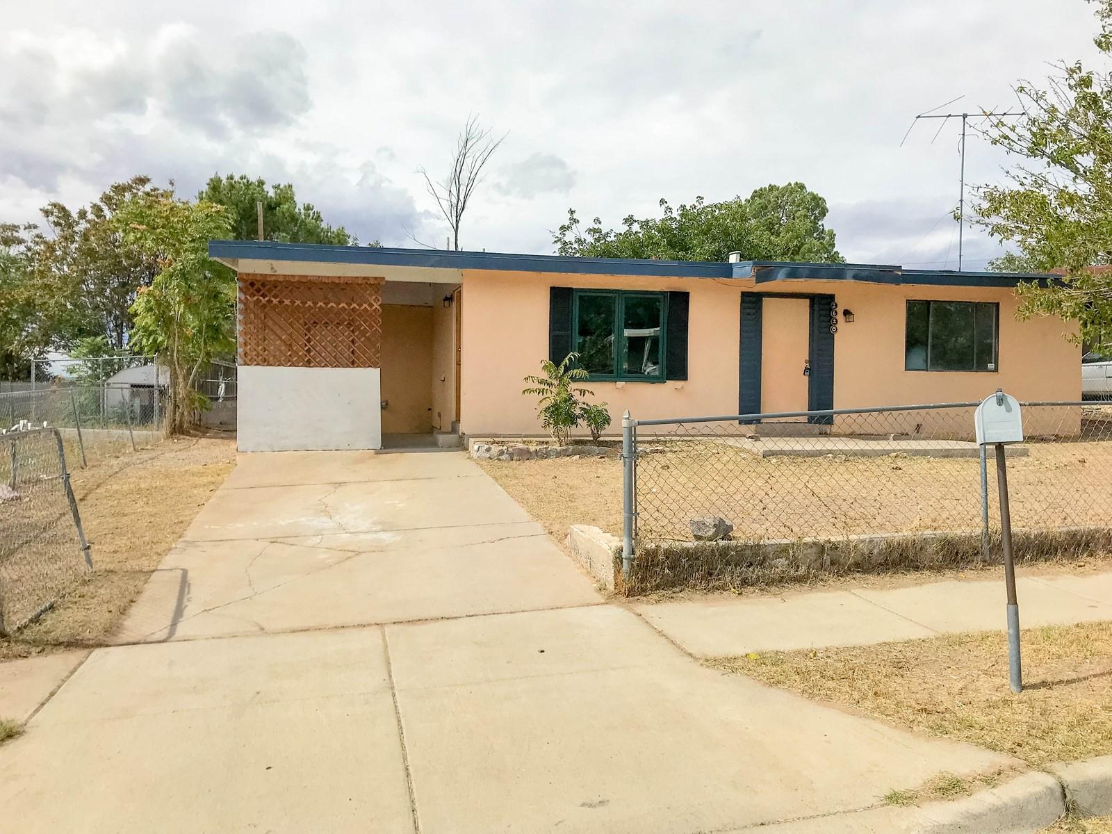 Home in Las Cruces NM, Fixer Upper  in NM
