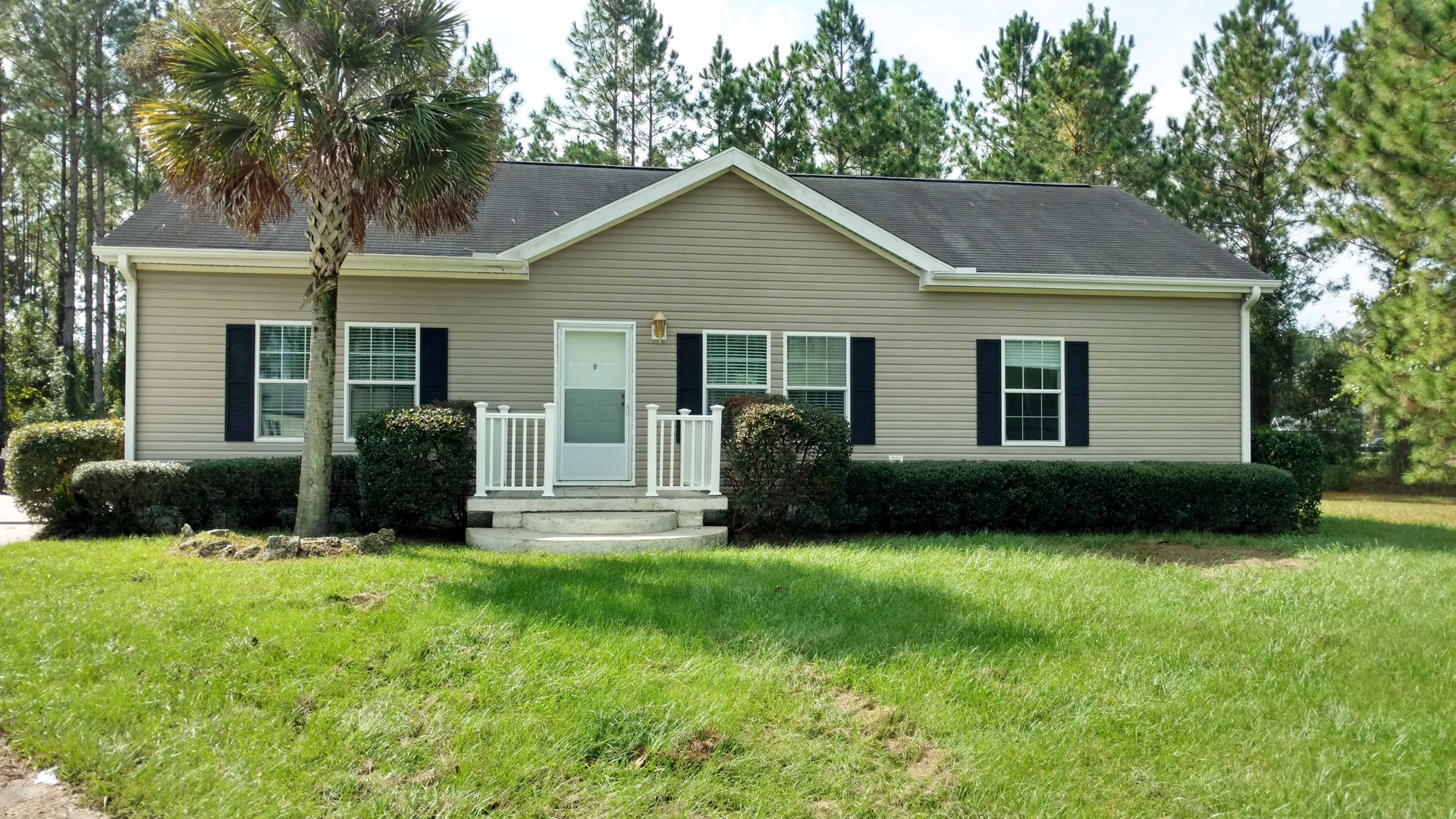 CUTE 3BR/2BA HOUSE FOR SALE IN LAKE CITY, FLORIDA