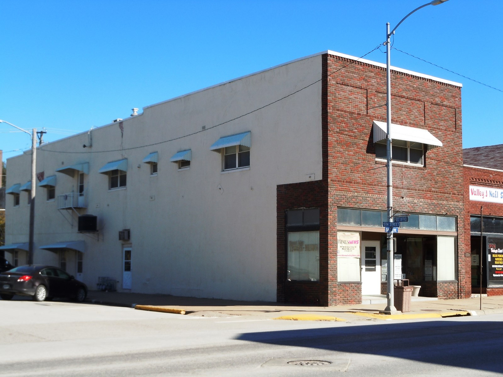 COMMERCIAL BUILDING FOR SALE MISSOURI VALLEY IOWA