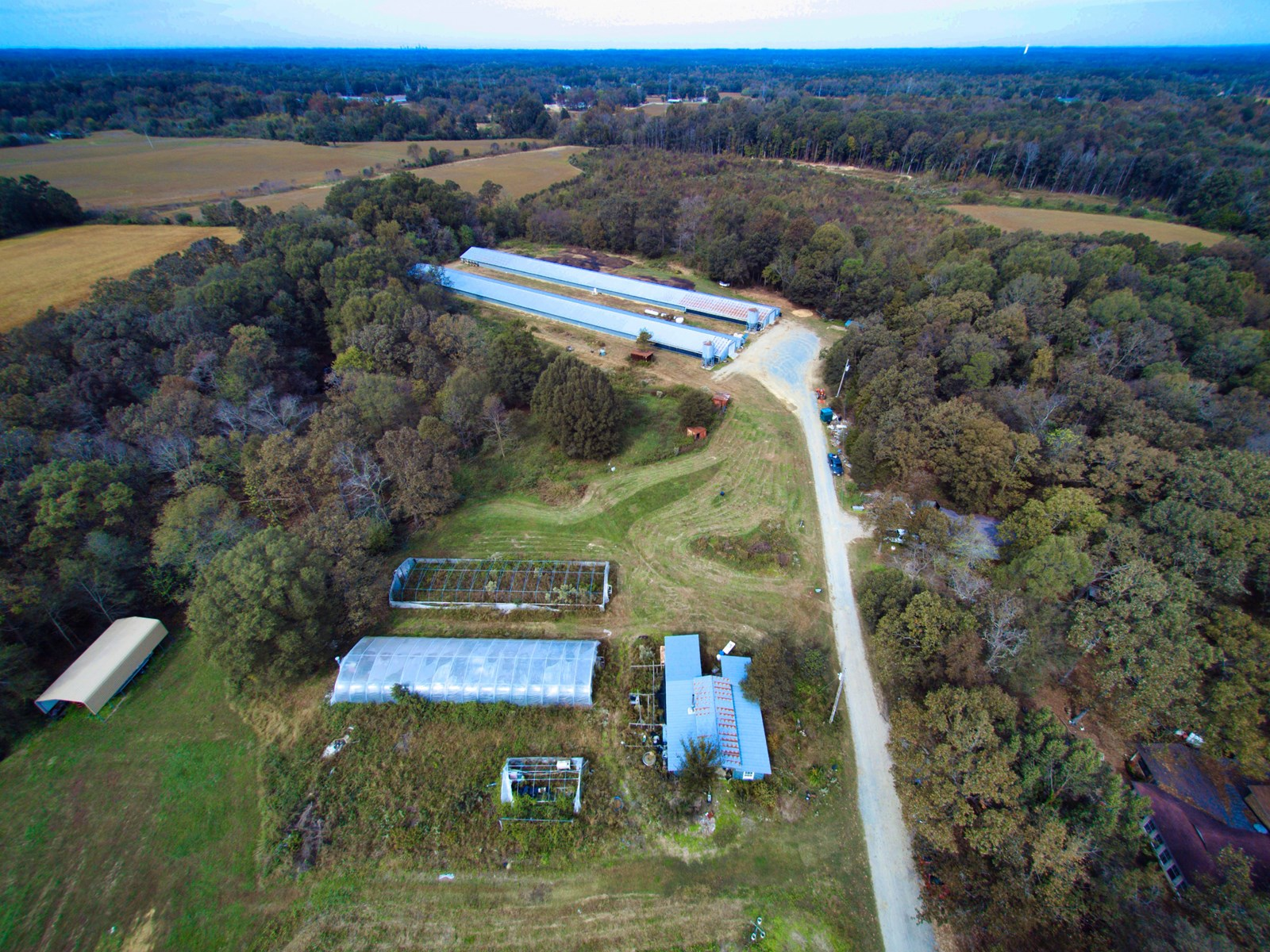 Farm and Home For Sale in Union County NC