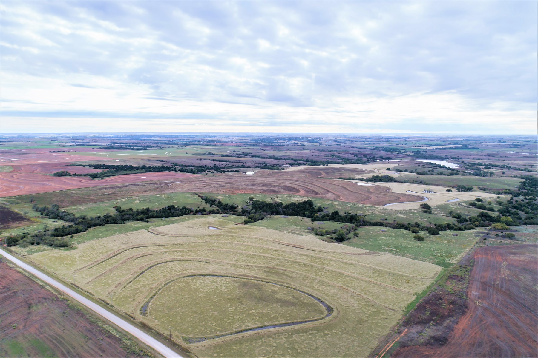 Oklahoma Farm, Ranching & Hunting Land for sale, ±320 Acres