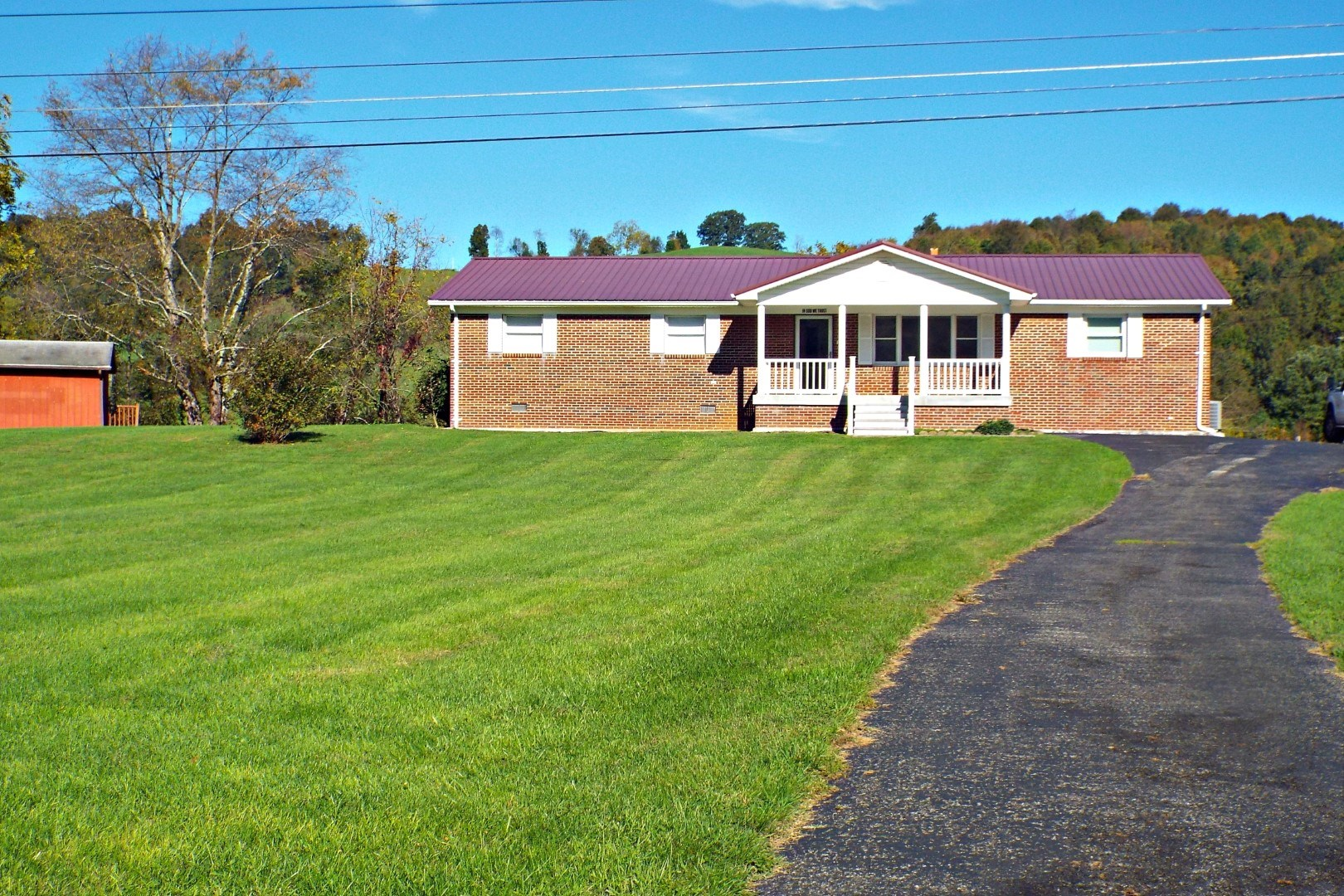 Move-In Ready Brick Ranch in Pounding Mill, VA