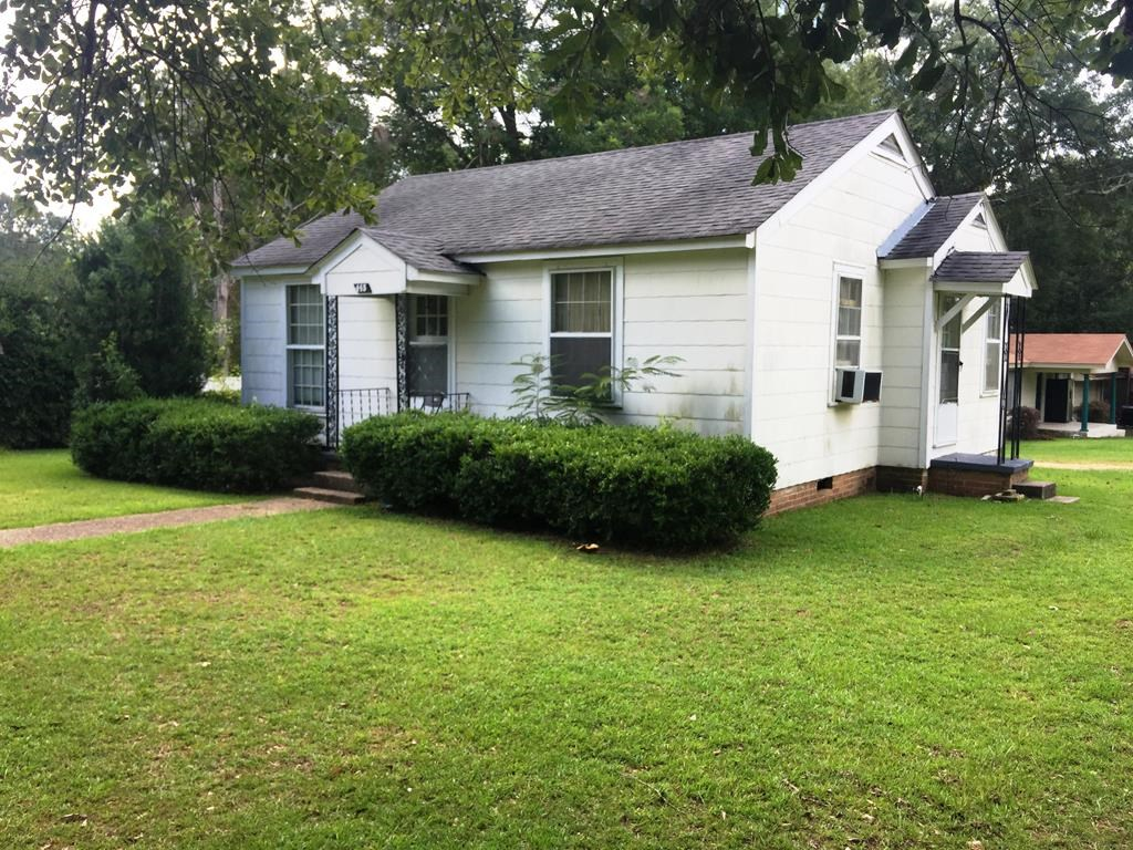Affordable 2 Bed, 1 Bath Home in Magnolia, SW MS