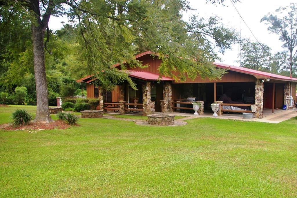 3 Bed, 2 Bath Country Home for Sale 5 Acres, Liberty, MS