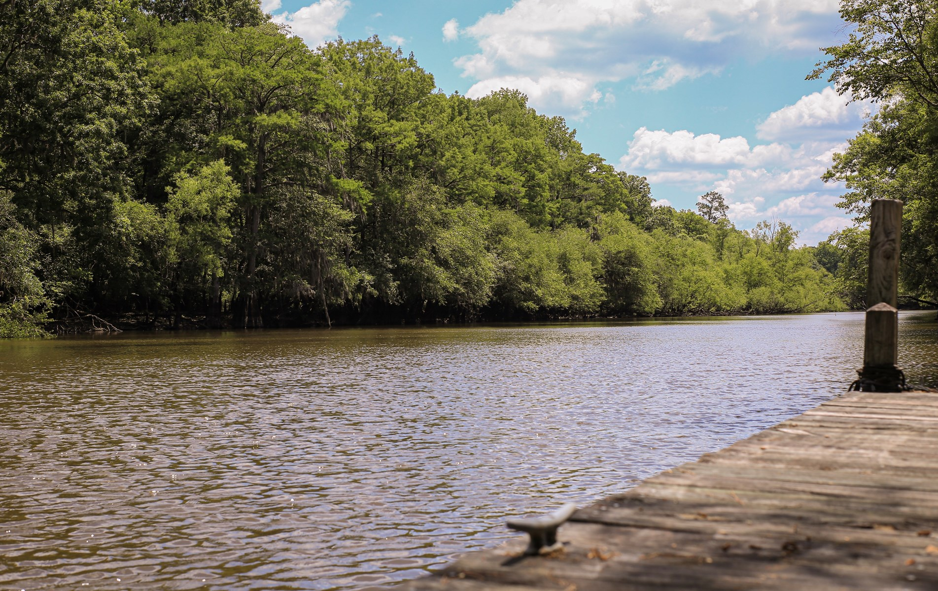 Riverfront Cabin in Statesboro, Bulloch County Georgia