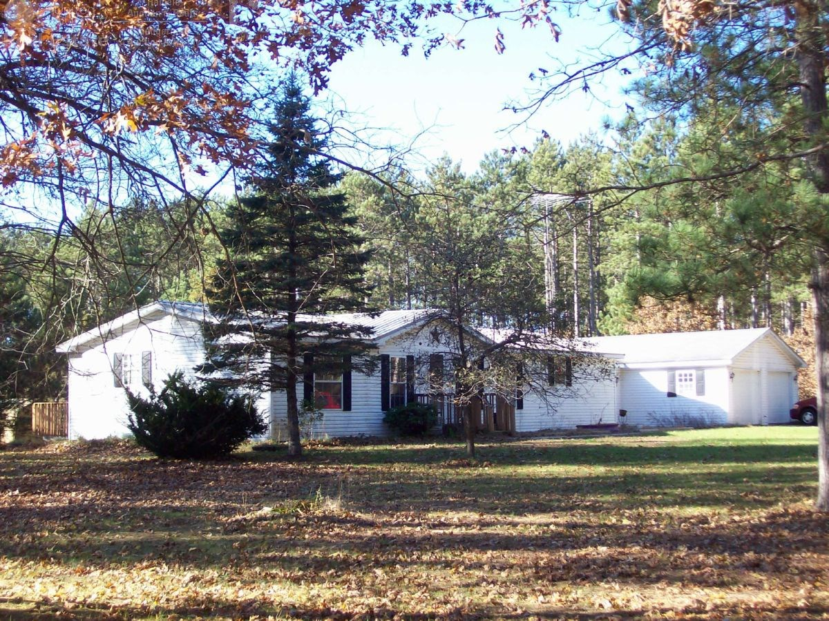Riverfront Country Property with Trout Stream