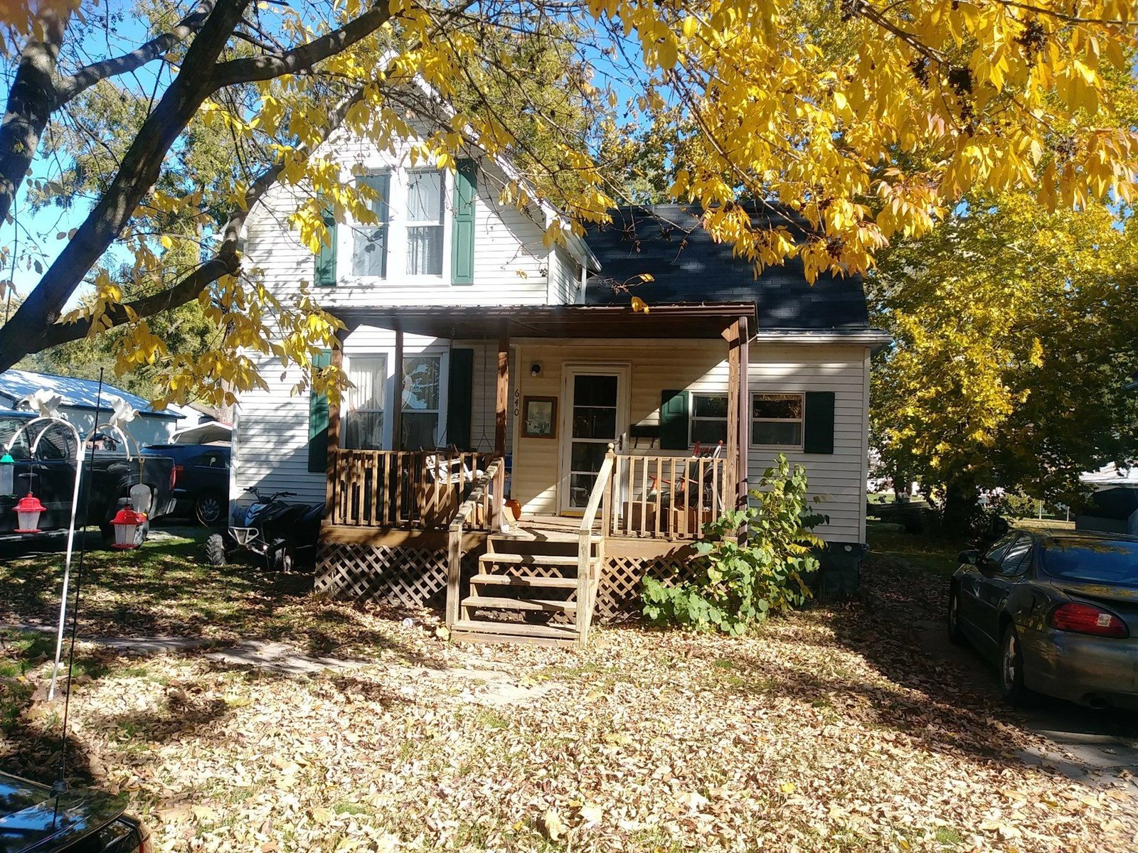 1.5 Story Home For Sale, Move-In-Ready, Brookfiled, MO