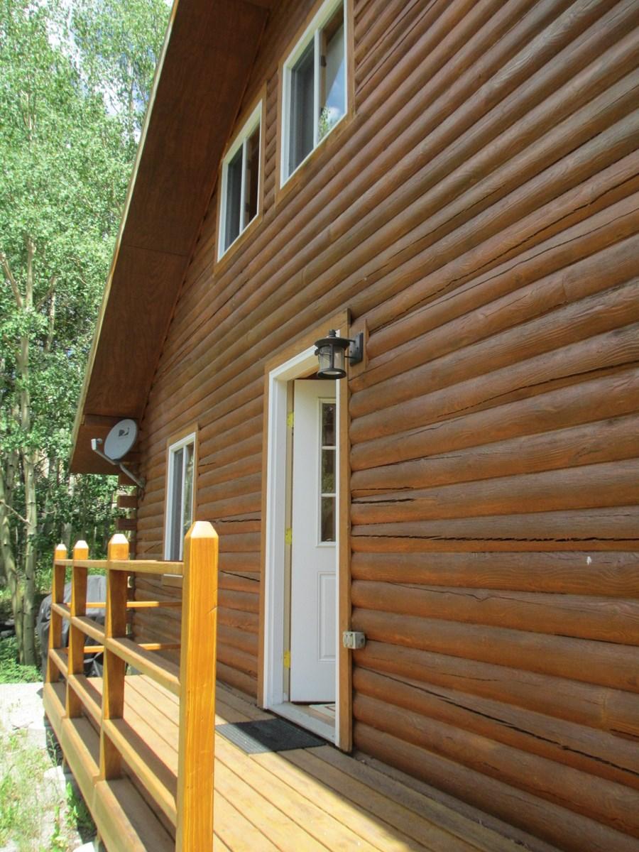 Log Cabin Monarch Mountain Ski Area Colorado For Sale