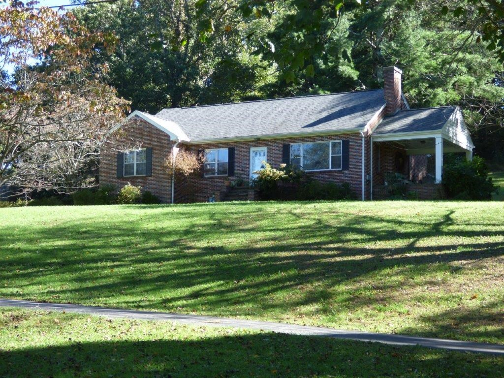 Custom Brick Home in Floyd VA for Sale