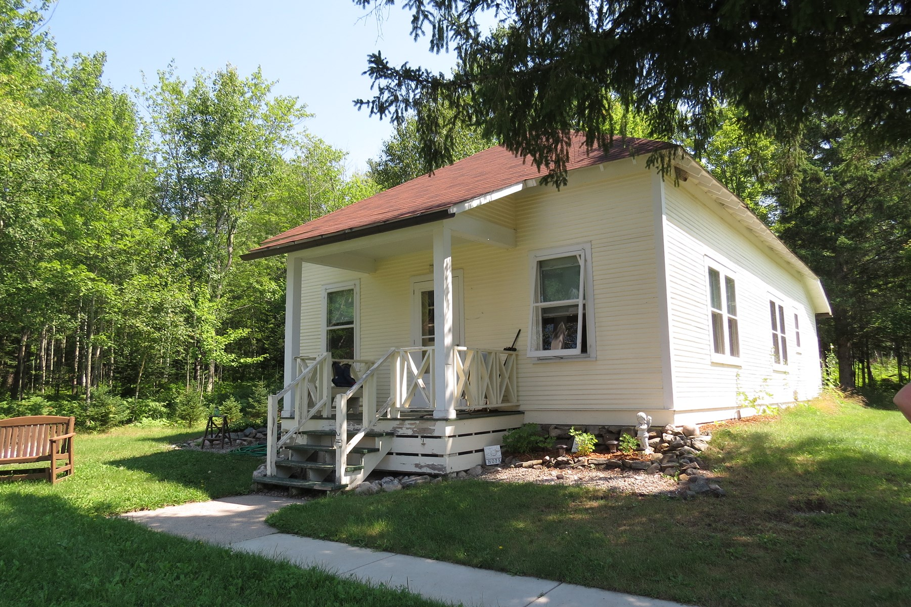 Country Home and Historic Commercial Building For Sale, MN