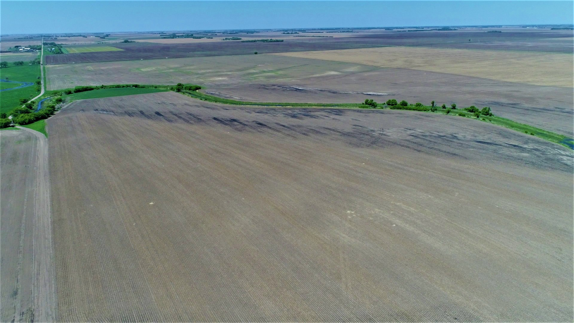 160+/- Acres of Farm Land in Brown Co, SD