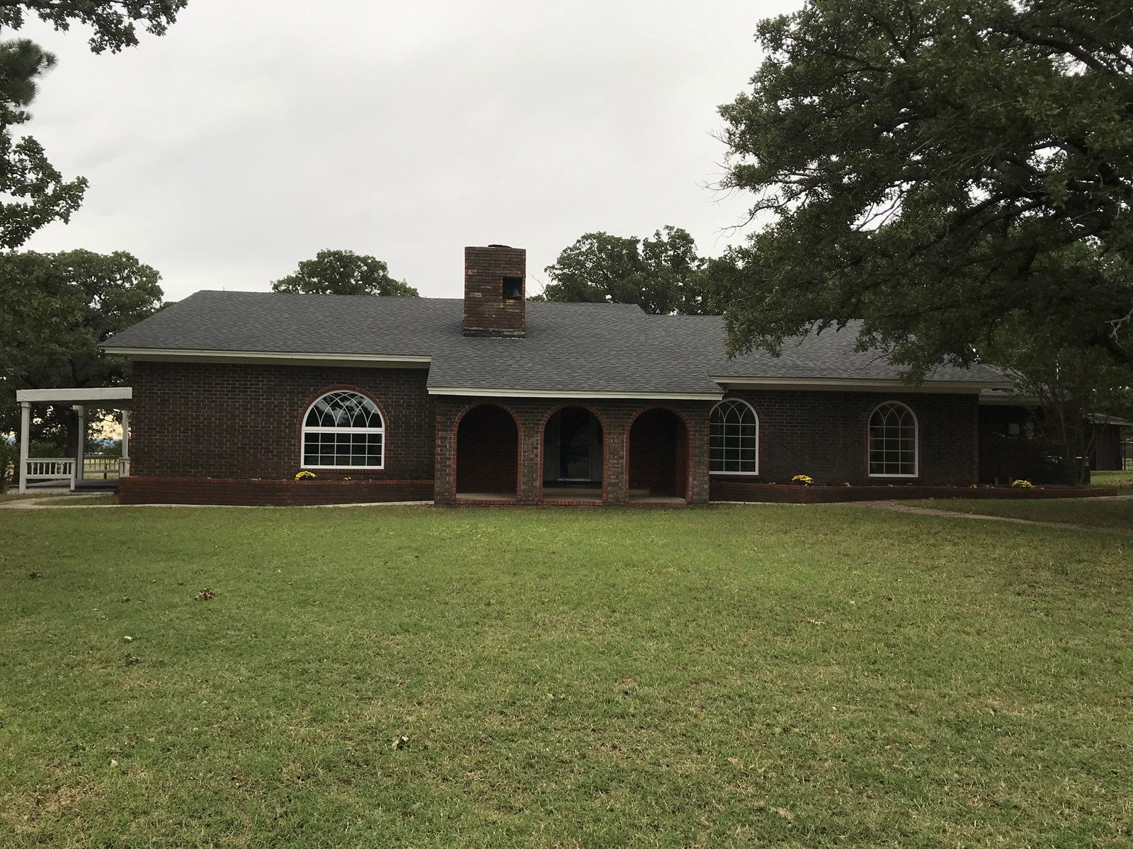 Country Home on Acreage