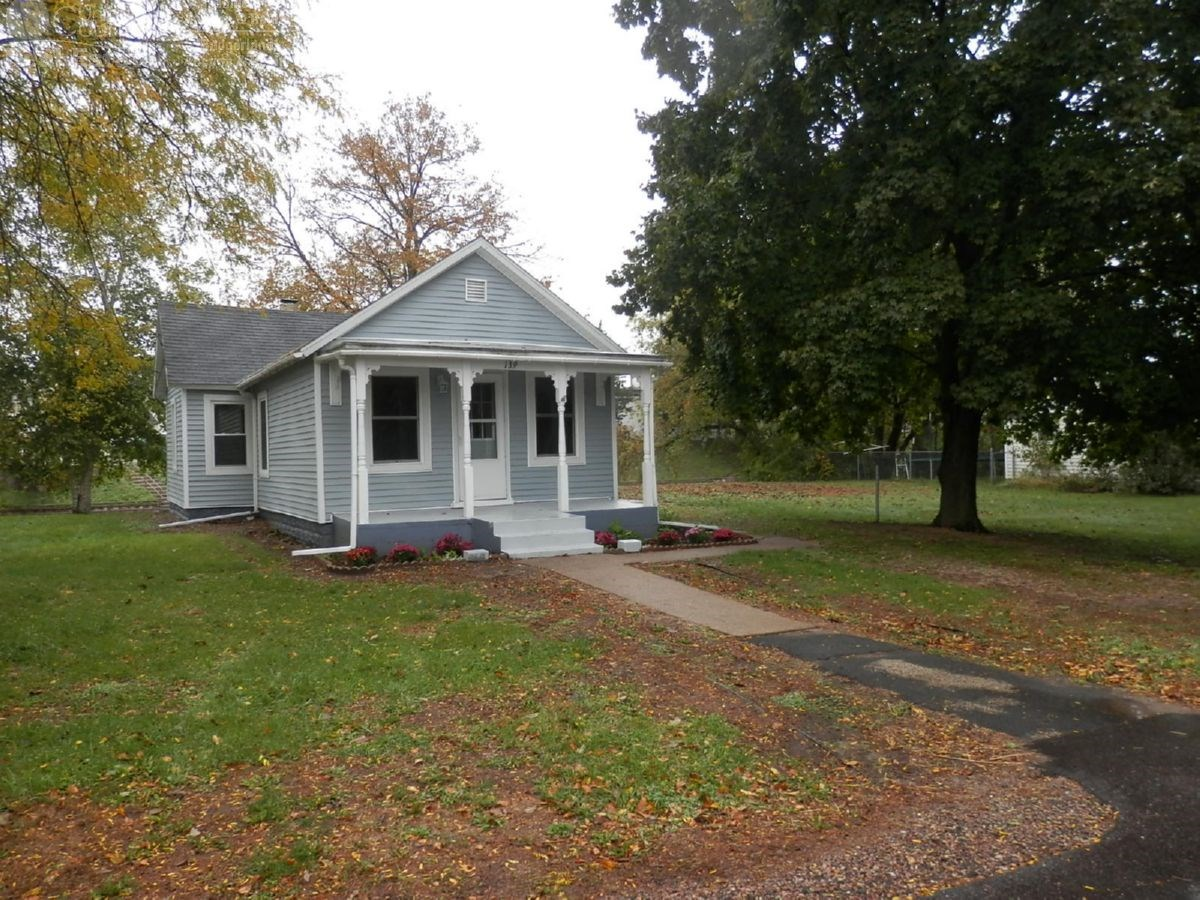 Cozy Completely Freshened Home in Portage WI