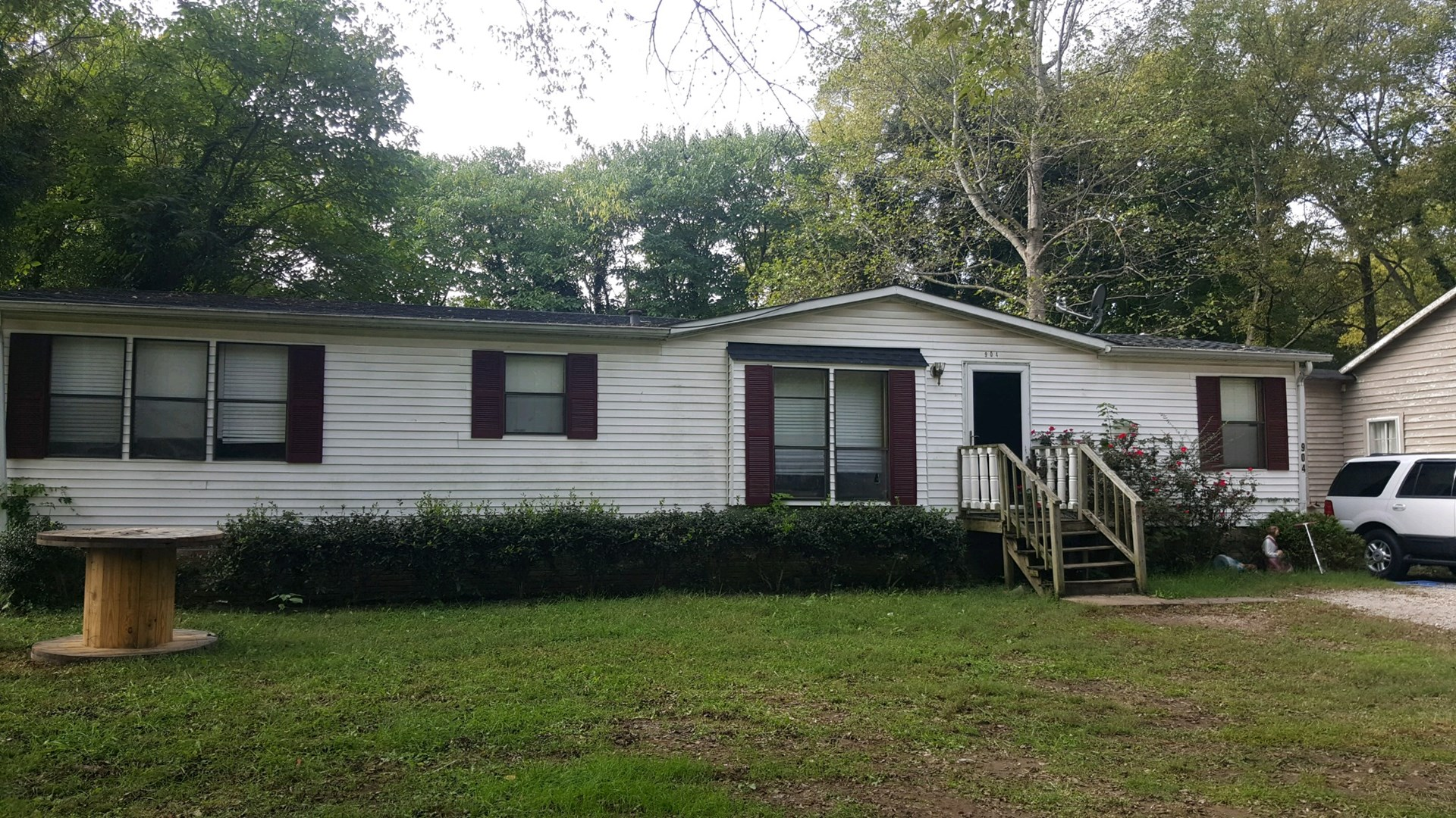 Absolute Auction in Columbia TN